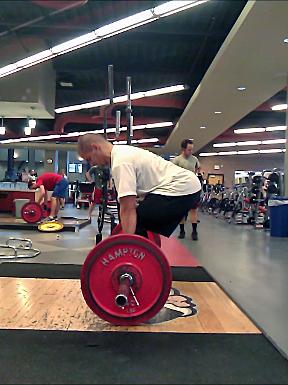 Powerlifting Deadlift Technique