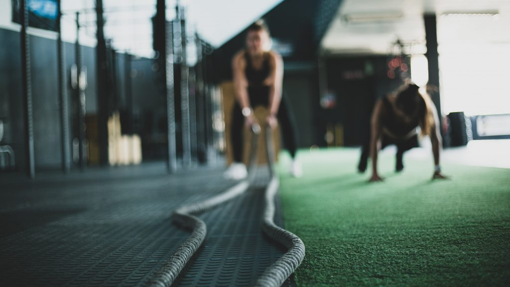 You're Bored With the Same Old Workouts